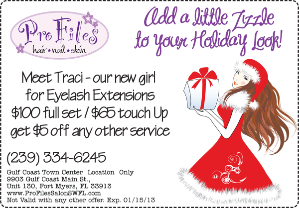 Eyelash Extensions Pro Files Salon SWFL
