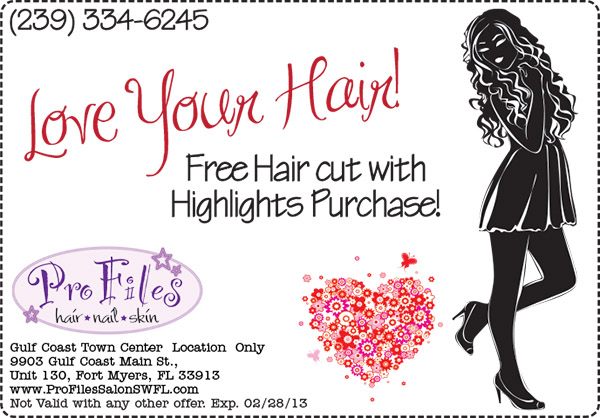 Valentines 2013 hair special