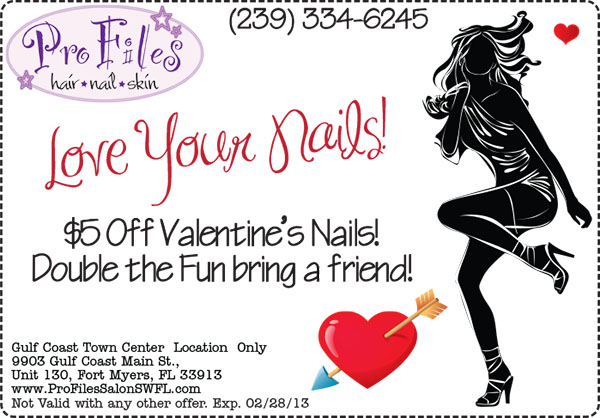 Valentine's Nails Special