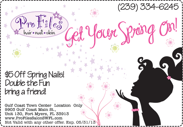 Spring Nails Special