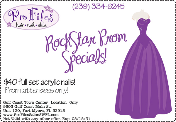 Prom Specials 2013