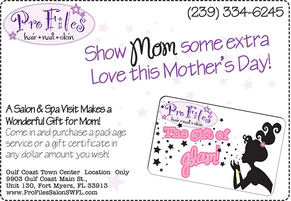 Gift Certificates May