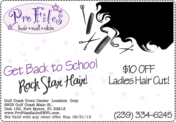 2013 August Hair Specials
