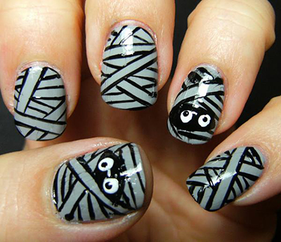 Fort Myers Halloween Nail Designs SWFL