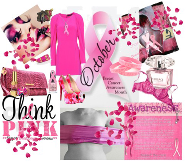 Pinktober outfit