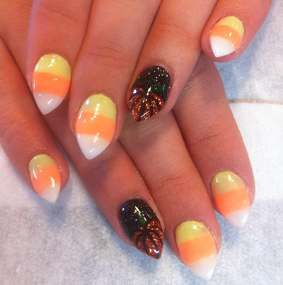 Halloween Nails by Amanda 5 a