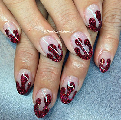 Halloween Nails by Lauren 5 a