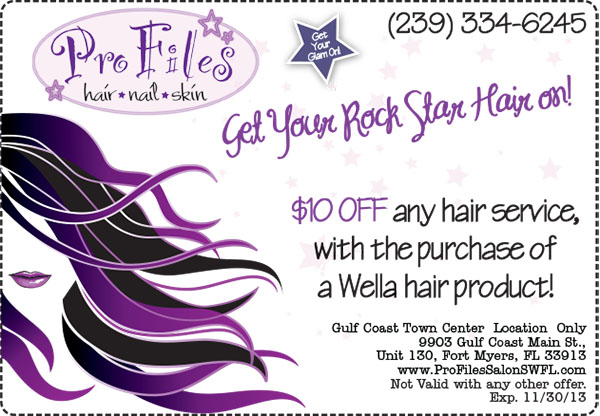 Hair Salon Special Fort Myers