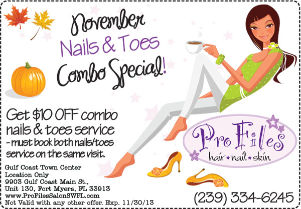 Nails and Toes Combo Special Profiles SWFL