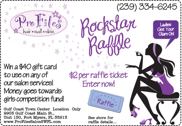 Rock Star Raffle Profiles Gulf Coast Town Center