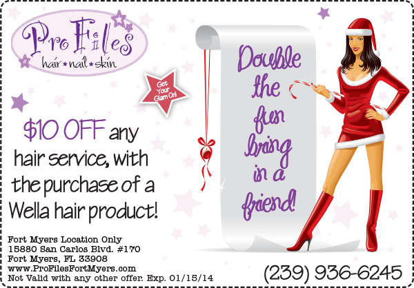 Christmas Coupons Pro Files SWFL