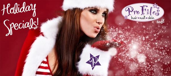 Holidays Specials 2013