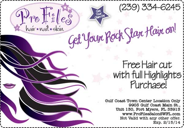 Hair Special Pro Files Salon SWFL