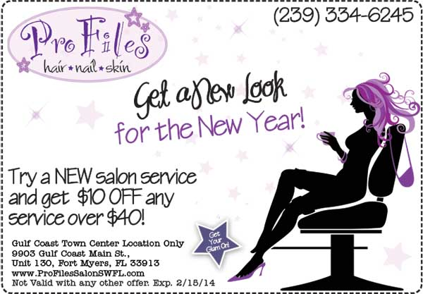 2014 New service coupon
