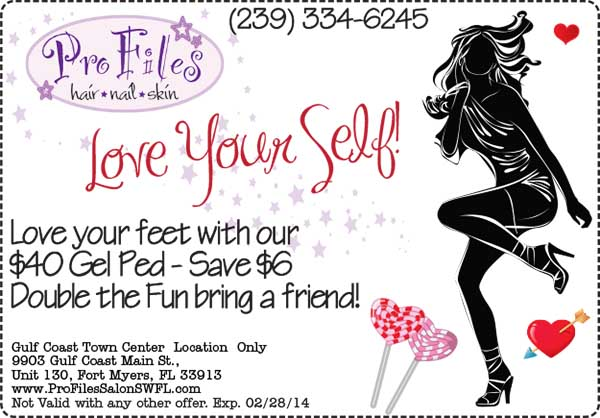 Valentine's Special Pro Files SWFL