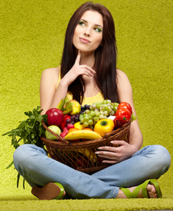 Healthy Eating  Healthy Skin