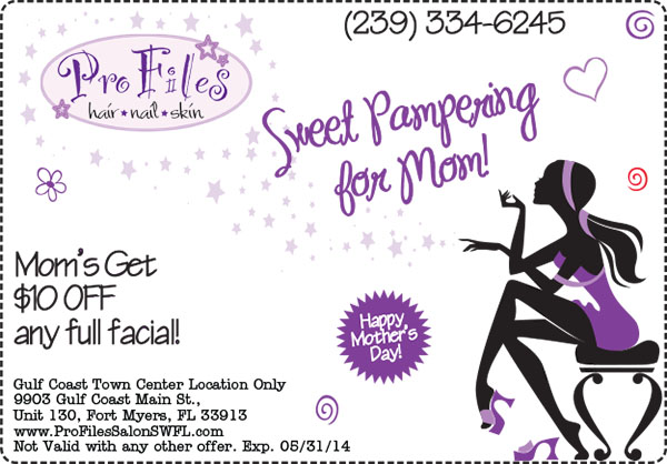 Mother's Day Facial Special