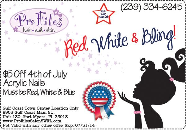 2014 July Nails