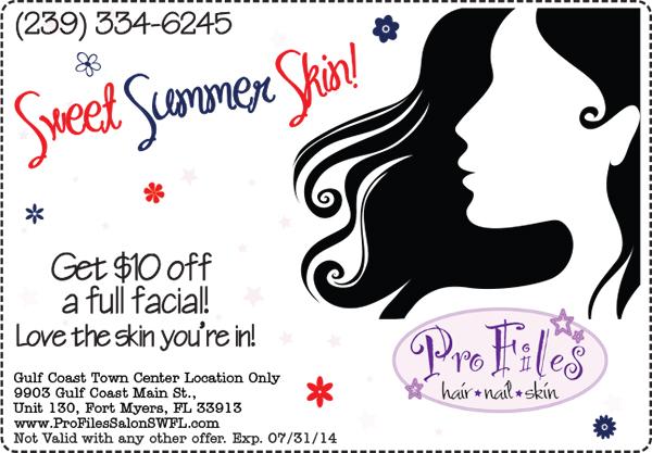 2014 Summer Facial Special