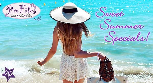 Sweet Summer Specials 2014