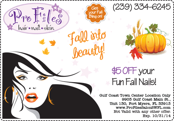 Fall Nails Special