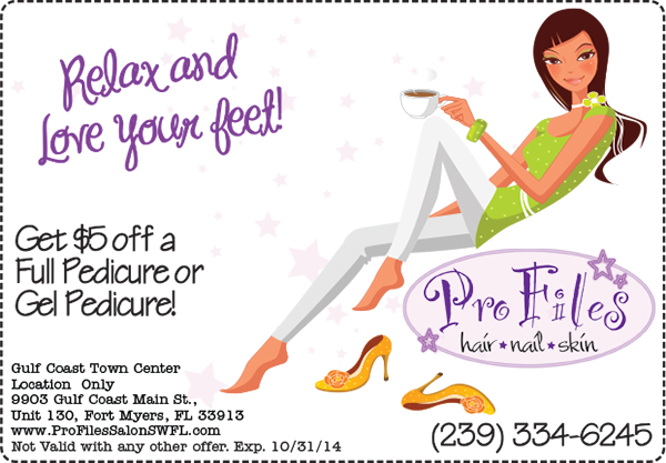 Pedicure Specials Fort Myers